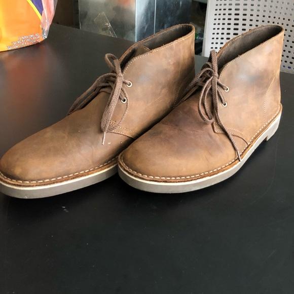 aecd7607bd4 Clarks Bushacre 2 Chukka Boots | Beeswax Brown NWT
